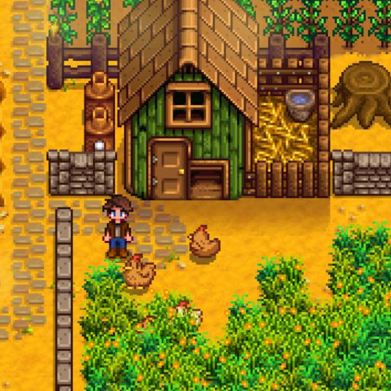 Stardew Valley Guide to Coops - Videogame Guy