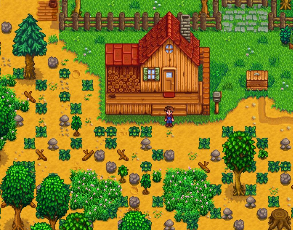 stardew valley plan farm