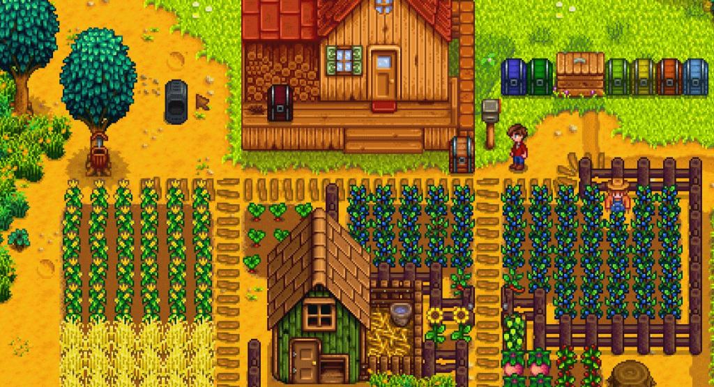 stardew farming profession